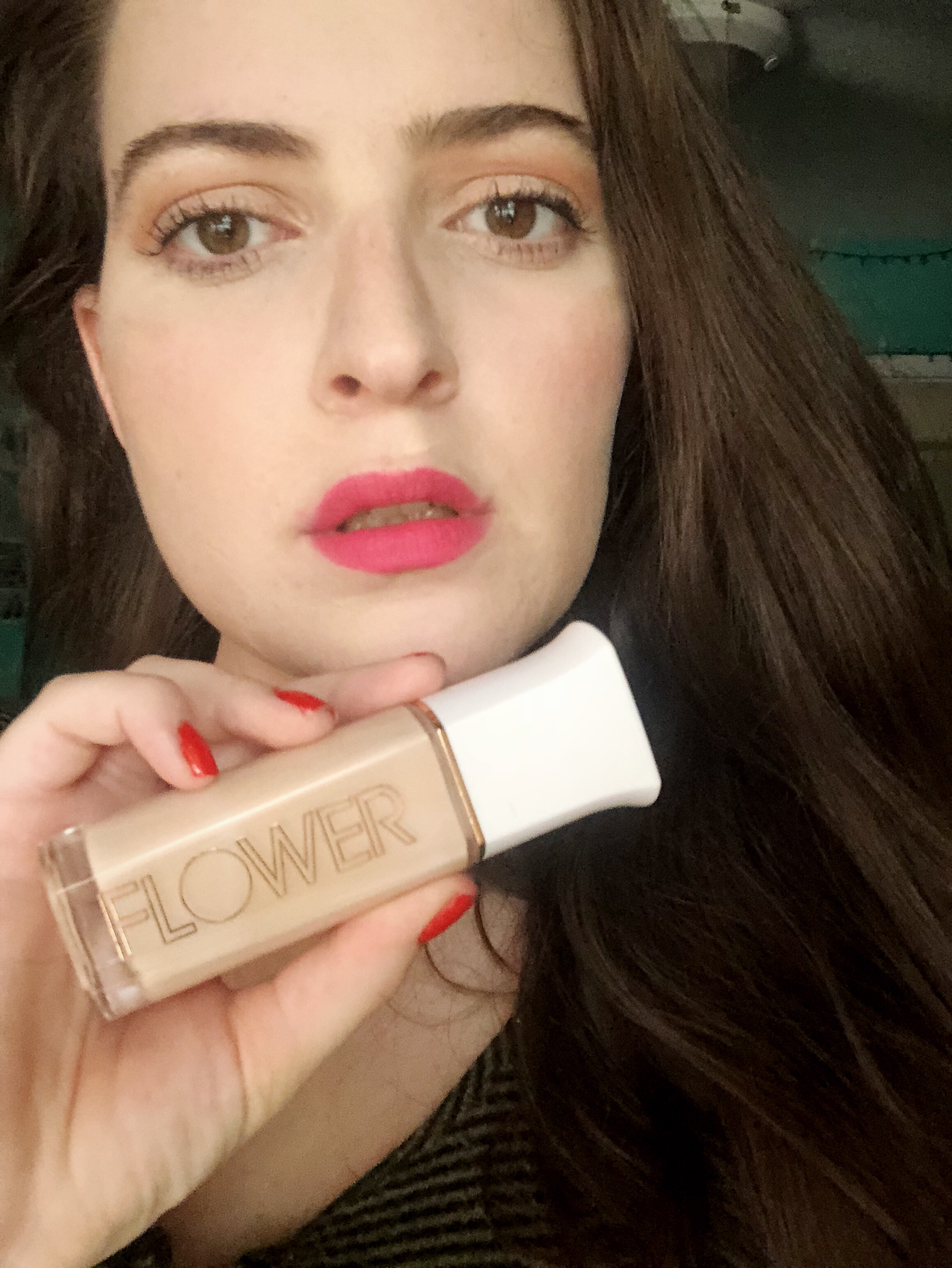 Flower beauty about face liquid foundation review simply in wonderland x linda idalys izmirmasajfo